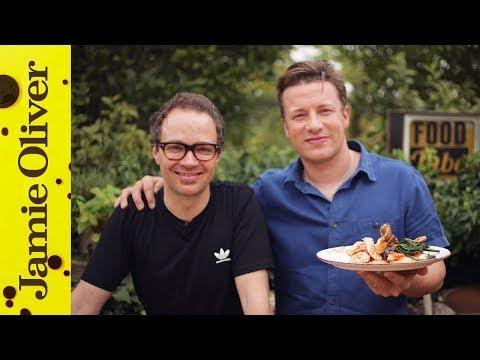 Tray Baked Crispy Trout | Jamie Oliver & Tobie Puttock