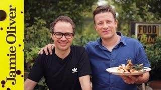 Tray Baked Crispy Trout   Jamie Oliver & Tobie Puttock