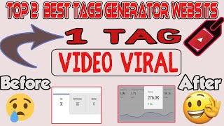 Keyword having High Traffic,keyword research,seo tools |youtube tag generator Website |Best SEO Tool