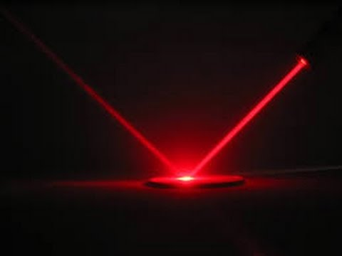 how to build laser alarm