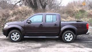 [TESZT] Nissan Navara D40 2.5D Double Cab - a méretes pickup