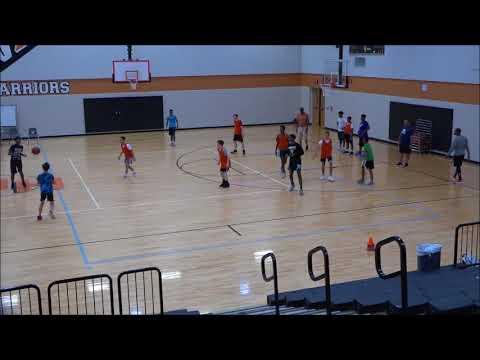 Manvel High School Basketball Camp 2018