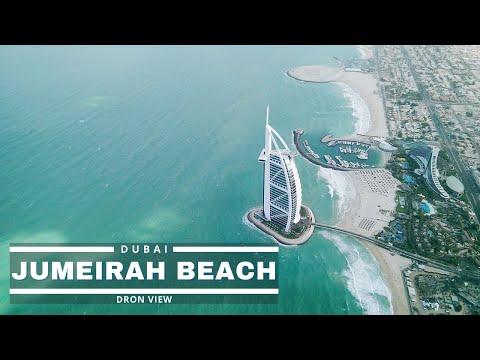 Dubai Jumeirah Beach Tour Ultra HD - Jumeirah Beach Dubai 2020