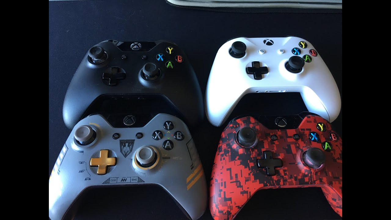xbox one s white controller product review and. Black Bedroom Furniture Sets. Home Design Ideas
