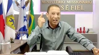 """""""QUEBRANDO PROTOCOLOS,DOGMAS E COSTUMES"""".Com o Profeta Missionário Marcelo Gomes-Brasil."""