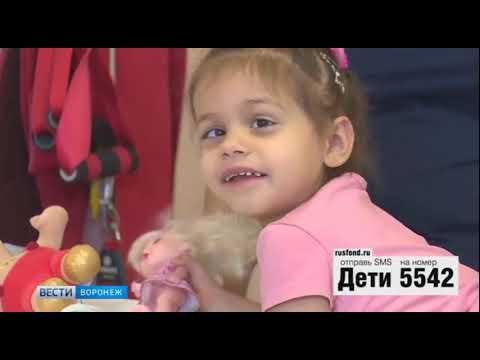 Аня Голубчикова, 3 года, детский церебральный паралич, требуется лечение