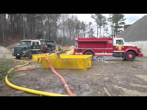 Part 16 - Rural Water Supply Drill - Chichester, New Hampshire - May 2015