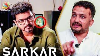 Vijay Should Definitely Enter Politics : Piyush Manush Interview | Sarkar, Thalapathy 62