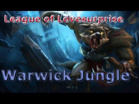 Warwick Jungle Season 4 ranked