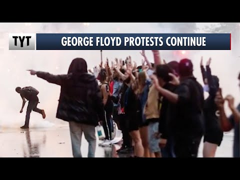 George Floyd Protests Erupt Across America