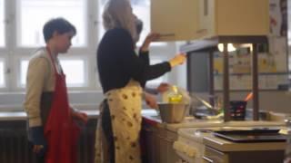 Урок в финской школе. Экономика на кухне