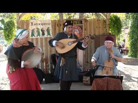 Istanpitta performs a medley of Medieval Spanish multicultural spiritual music