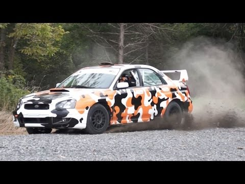 Step 2: How to Make One Subaru Out of Two Subarus [Episode 2] -- /MY LIFE as a RALLYIST