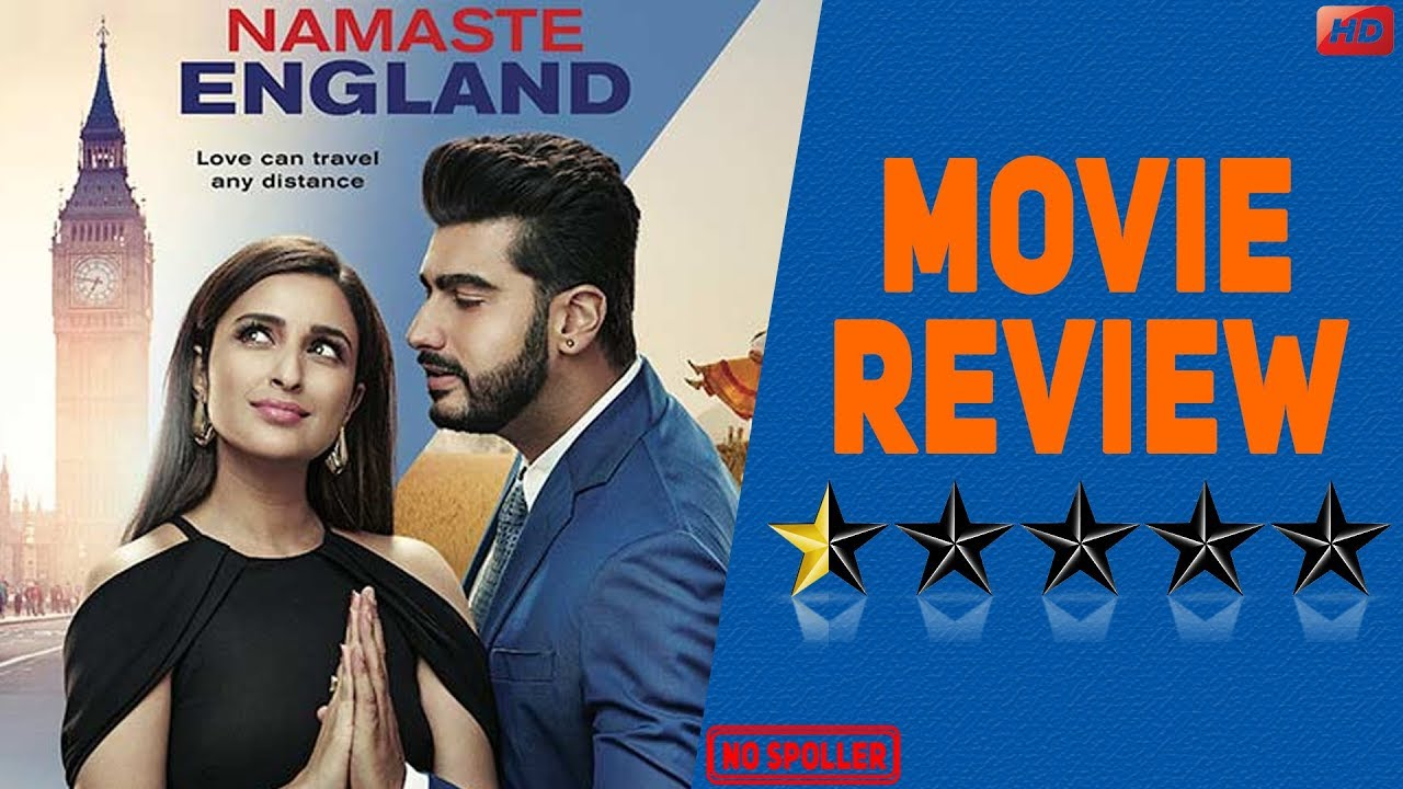 Namaste England Movie Review Arjun Kapoor Parineeti Chopra