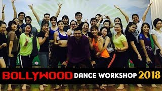 Aaja Nachle | Bollywood Dance Workshop in Vietnam | SK Choreography