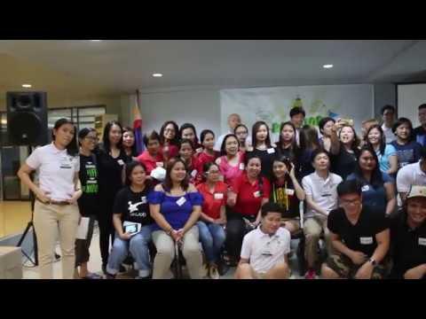 RareJob Camp 2017 in Manila!