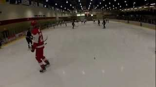 2013 VIJHL Prospects Game Warmup - TendyCam