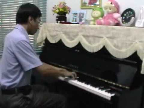 Hoài cảm (Reminescence)  Cung Tiến. piano by Dat Cao