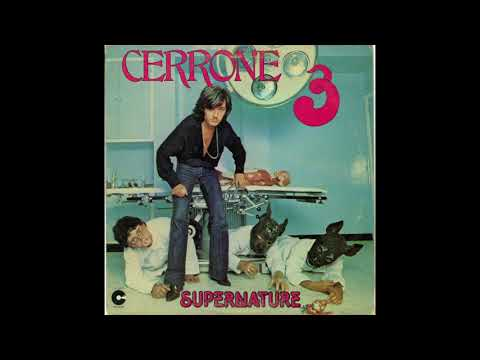Cerrone - Supernature / Sweet Drums / In The Smoke (Medley) [HQ-VINYL]