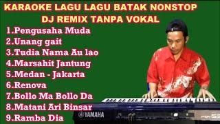 Download DANGDUT REMIX BATAK NONSTOP - KARAOKE LIRIK TANPA VOKAL