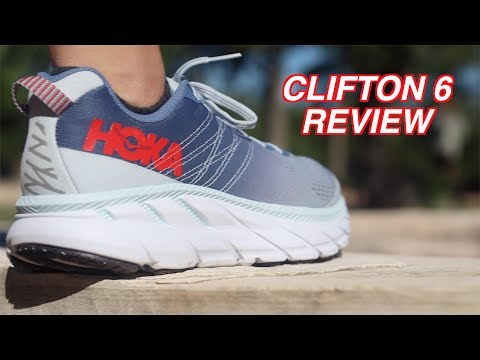 HOKA ONE ONE CLIFTON 6 REVIEW (2019)