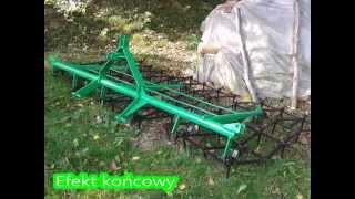 Nowe życie sprzętów rolniczych!!★Malowanie Pługa 2, Kultywatora, Brony 3