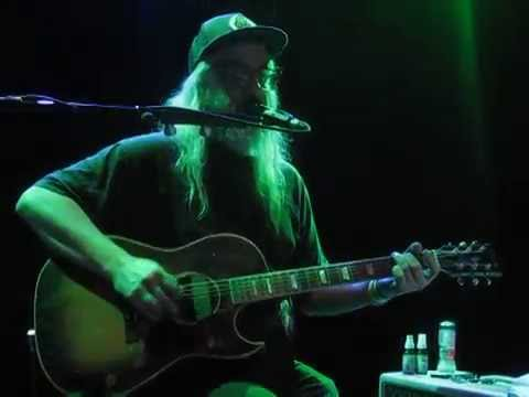 J Mascis - Pond Song (Live @ The Haunt, Brighton, 09/01/15)