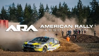 American Rally Association Olympus Rally 2018