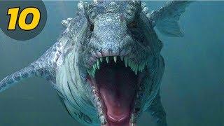 10 สัตว์โลก ที่คุณควรดีใจที่มันสูญพันธุ์ไปแล้ว(สัตว์ดึกดำบรรพ์)