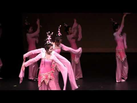 6/12 桃夭 Chinese Cultural Dance: Peach Blossom