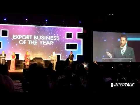 2018 Halifax Business Awards - Export Business of the Year - InterTalk