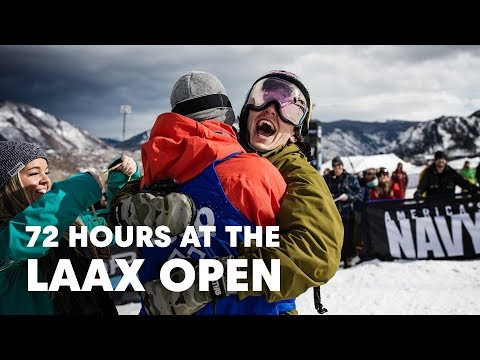 Peaking: Mark McMorris | 72 Hours at the LAAX Open