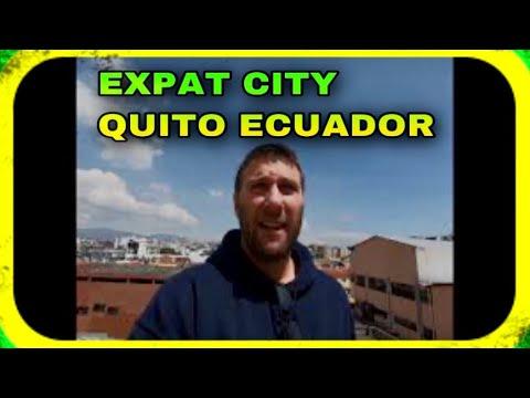 Expat City - Quito Ecuador, pros and cons