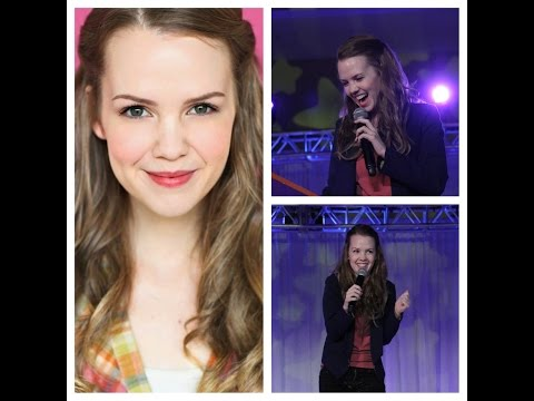 Abbie Cobb offers an encouraging word!