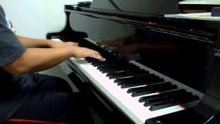 Johannes Brahms: Waltz in A-Flat Major Op. 39 No. 15 Piano Cover