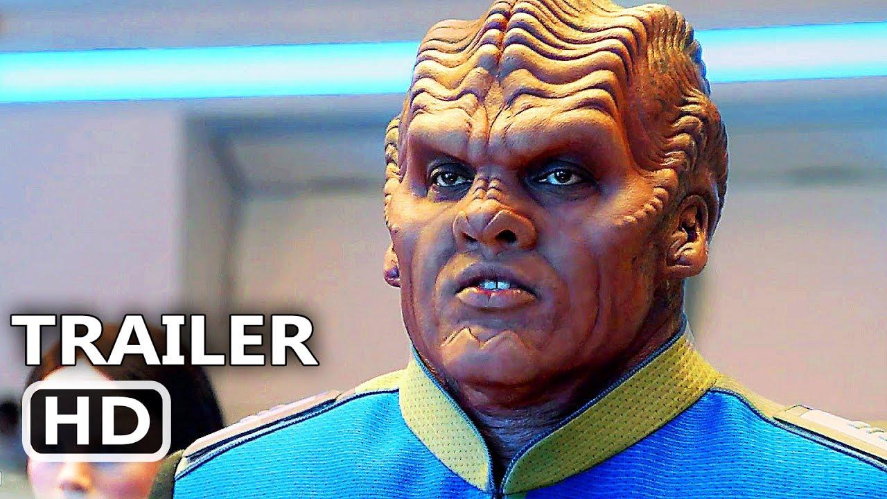 THE ORVILLE Official TV Clip Trailer (2017) Star Trek Spoof, Seth MacFarlane Comedy HD
