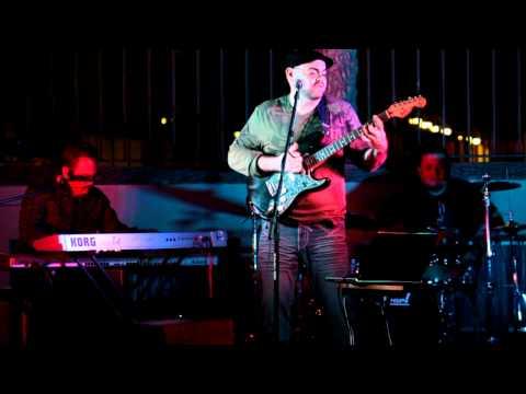 "Eli Rodriguez & Last Page performing ""The Wheel"" (original music) @ MAH in McAllen, TX"