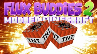 Minecraft Mods - Flux Buddies 2.0 #105 AURA BOOSTING