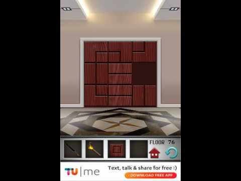 100 Floors - Level 76 - Walkthrough