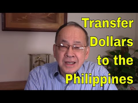 Money Transfers To The Philippines In Tagalog