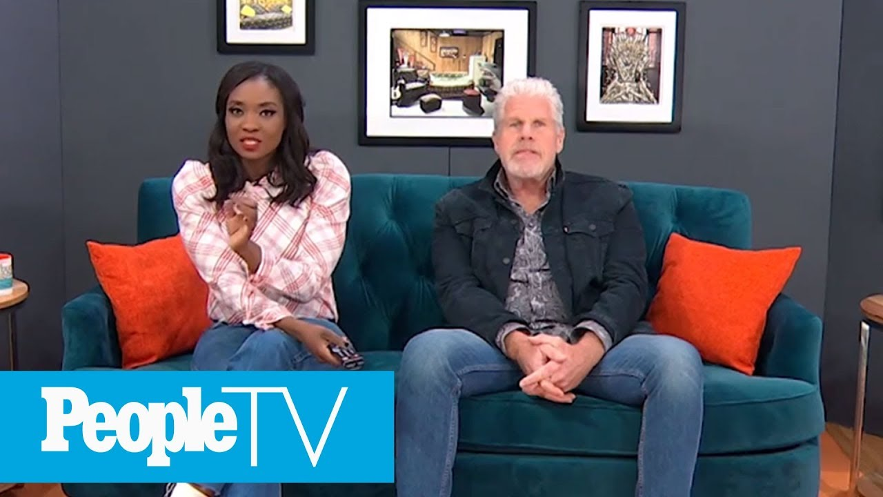 Ron Perlman's Latest Film 'Asher' Is 'A Beautiful Love Story' | PeopleTV