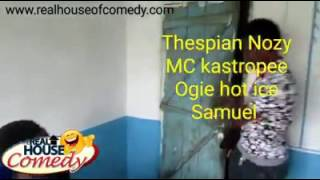 Job interview in abroad vs Job interview in Naija (Real House of Comedy)