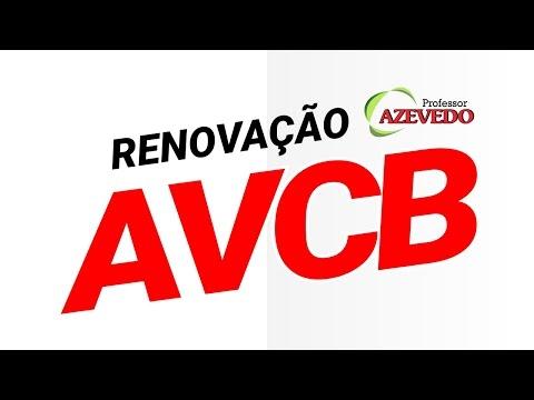 Professor Azevedo . Renovação AVCB.  Vídeo Aula 1. Renovação AVCB