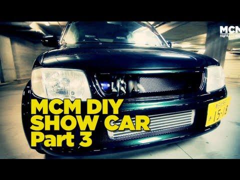 Show Car Build - Modding
