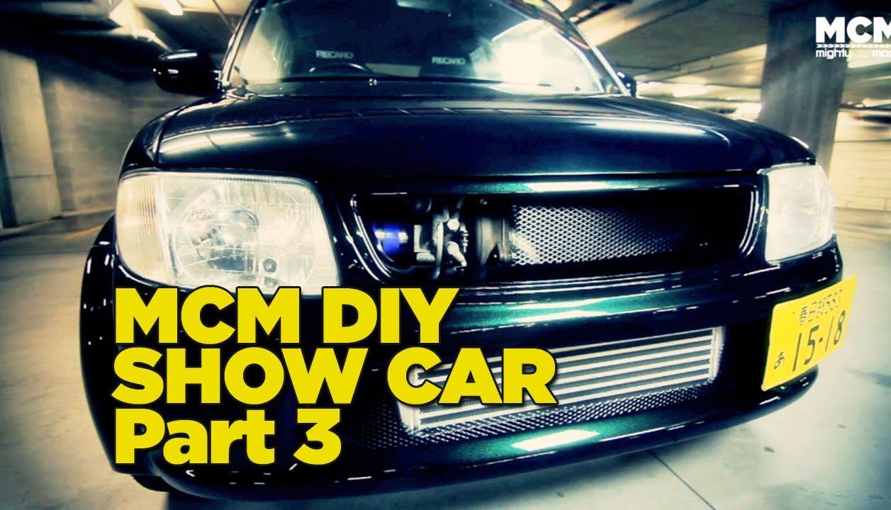 Show Car Build - Modding - YouTube