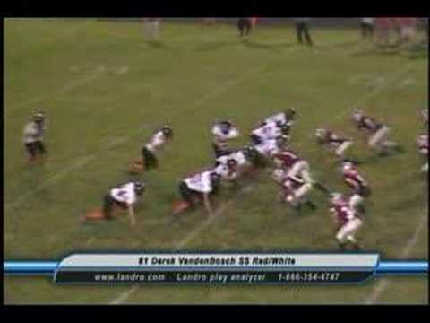 Derek VandenBosch Highlight Tape Part Two