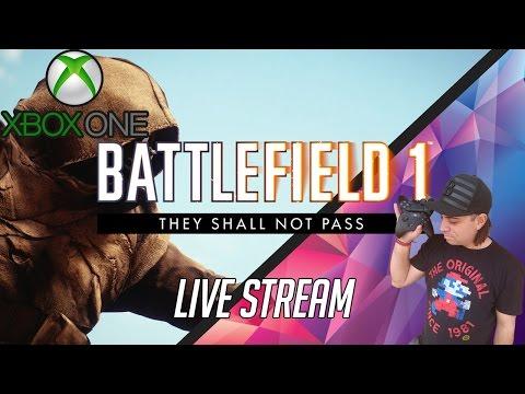 🔴LIVE [AUS]   FINALLY HERE !!   Battlefield 1   X BOX ONE  