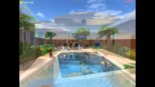 Mirage Custom Pools 1712 Walnut Springs Drive Twin Creeks Allen Tx 75013