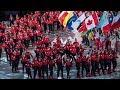 Pyeongchang Paralympics closing ceremony and final Canada highlights