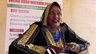 Kulthum continues to be charitabe, gives meat, food to vulnerable women living with HIV